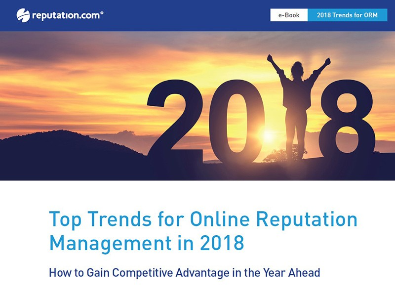 Top Trends for Online Reputation Management in 2018
