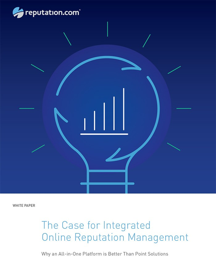 The Case for Integrated Online Reputation Management